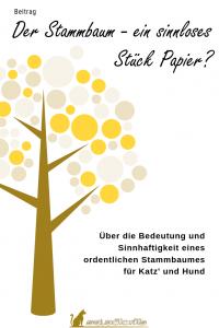 Stammbaum Artikelbild